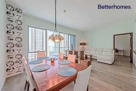 1 Bedroom Flat for Sale in Dubai Marina, Dubai - Furnished 1 Bedroom Apartment in Dubai Marina