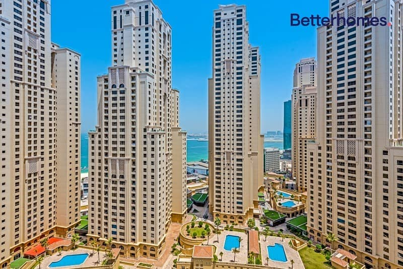 2 Furnished 1 Bedroom Apartment in Dubai Marina