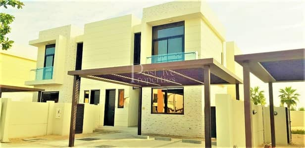 فیلا 3 غرف نوم للايجار في داماك هيلز (أكويا من داماك)، دبي - SINGLE ROW | TH-L | BRAND NEW | NEXT TO PARK