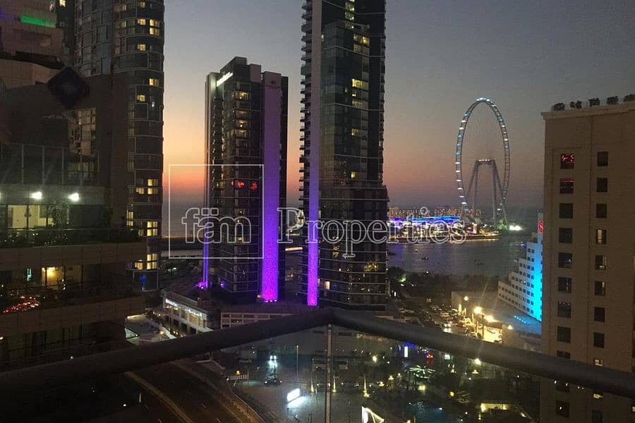 2 Ain Dubai&Marina view - Unique And Luxurious