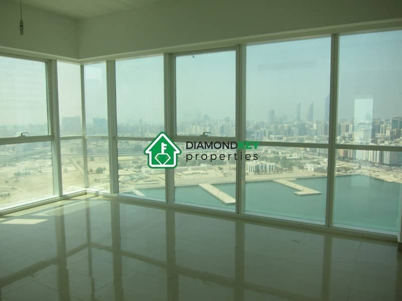 2 Hot Deal! Massive 3 Beds in Durrah Tower