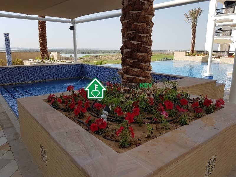 32 Lovely 1 bedroom with balcony in Ansam