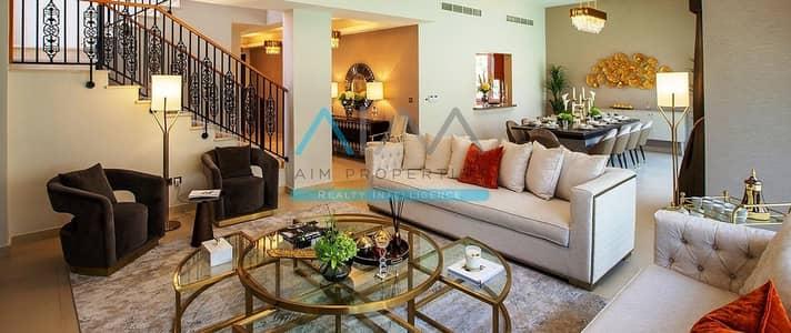 فیلا 4 غرف نوم للبيع في رأس الخور، دبي - Ready To Move |5 Yr No Service Charge