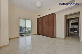 Middle Floor | Unfurnished | Balcony | JVT