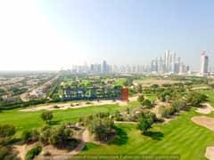 High Floor | 2 BR | Chiller Free | Full Golf View