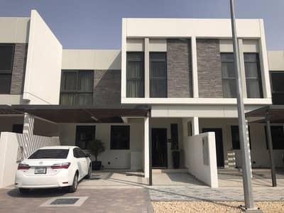 فیلا 3 غرف نوم للبيع في أكويا أكسجين، دبي - تملك فيلا 3غرف بدبي علي الجولف بمليون درهم تقسيط مريح
