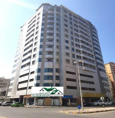 شقة 1 غرفة نوم للايجار في شارع الملك فيصل، عجمان - شقة في شارع الملك فيصل 1 غرف 17000 درهم - 4860286