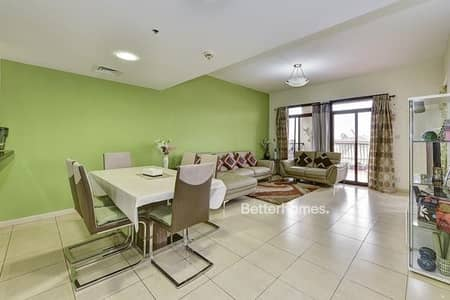 2 Bedroom Apartment for Sale in Jumeirah Village Circle (JVC), Dubai - 1439 Sq.ft|Vacant On Transfer|Large 2 Bed