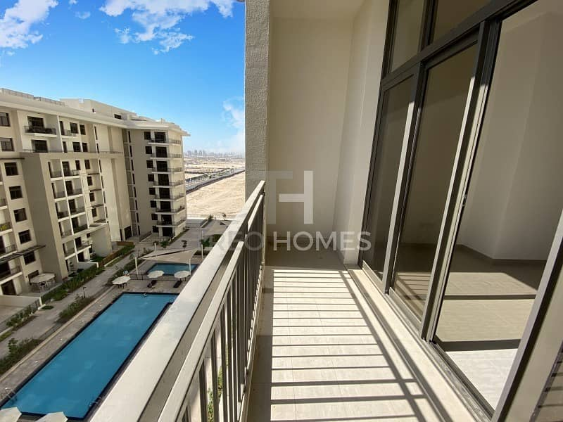 Central Park Facing | Rawda 2 | 2Beds