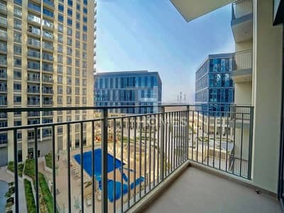 Ready to move in| Mid floor| Pool view