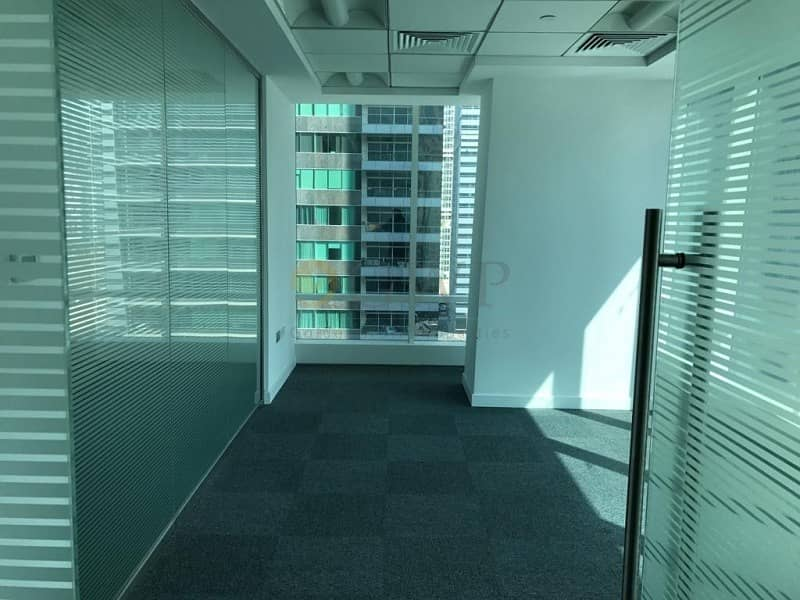 Ready ROI | 3 parkings | Glass Cabins| Reef Tower
