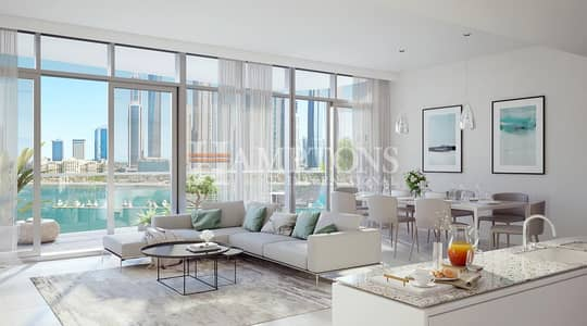 Furnished Holiday Home Emaar Beachfront