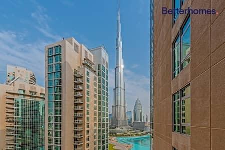 2 Bedroom Flat for Sale in Downtown Dubai, Dubai - Stunning | Mid Floor Burj & Fountain View