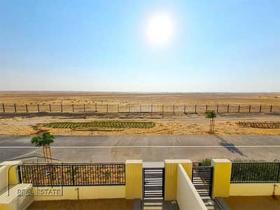 Beautiful 3Bed Single Row with Desert view