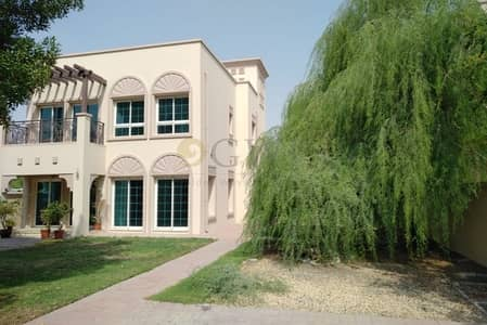 2 Bedroom Villa for Rent in Jumeirah Village Triangle (JVT), Dubai - Green | Corner | WOW Location | On Green Belt | Must See |