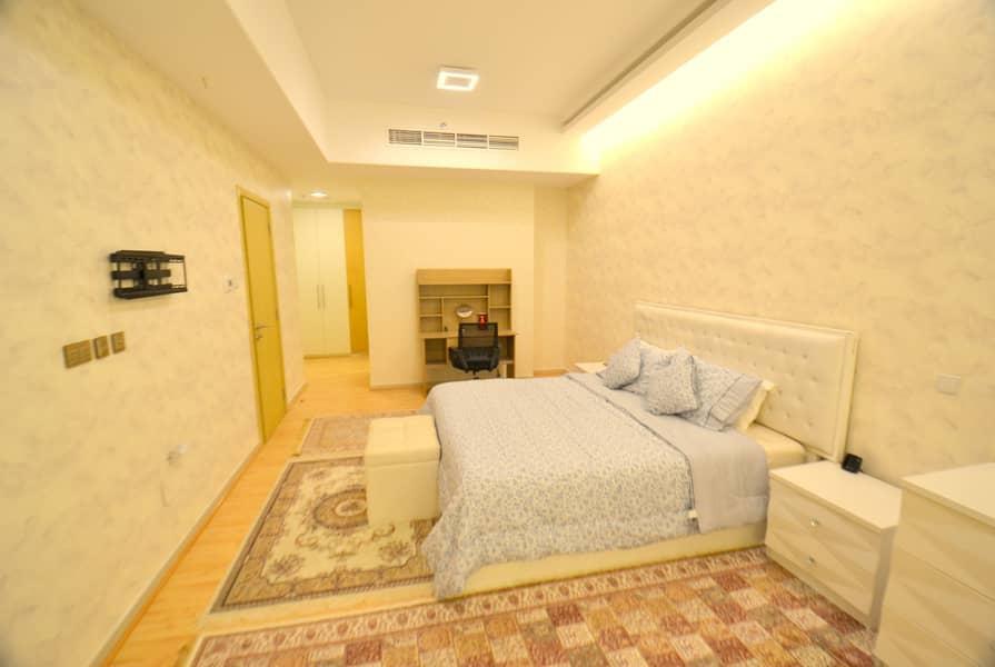 شقة في سانشاين رزدنس واحة دبي للسيليكون 3 غرف 100000 درهم - 4860857
