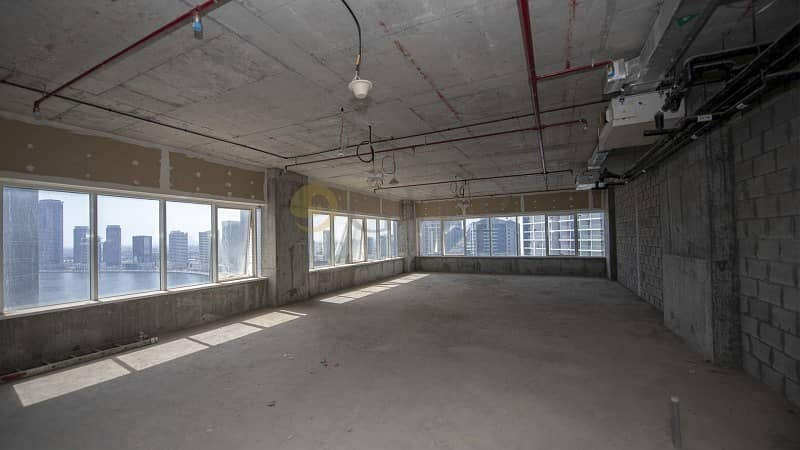 2 Shell & Core Office in Prime Location Business Bay