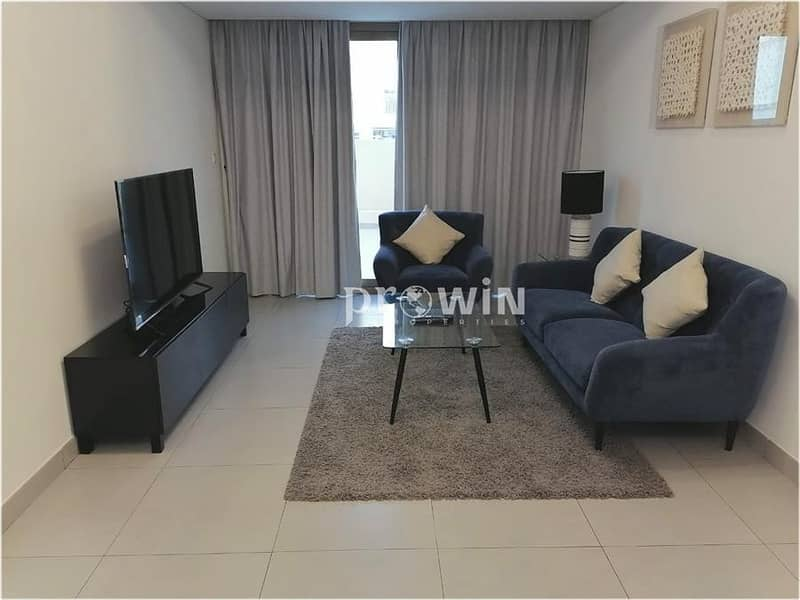 Excellent 1 BR Apartment | Fully Furnished | Upto 12 Cheques !!!