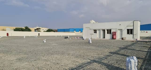 70000 Square Feet Open land with high power in Al Sajaa Industrial area, Sharjah