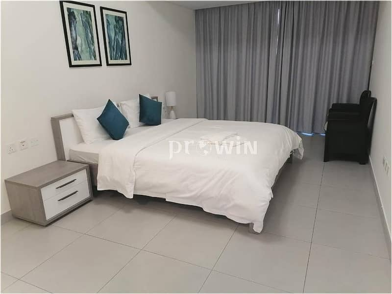 8 Spacious 1 BR Apartment | Fully Furnished | Upto 12 Cheques !!!