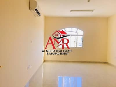 3 Bedroom Flat for Rent in Asharej, Al Ain - Good location - Maid's room - Spacious Guest room