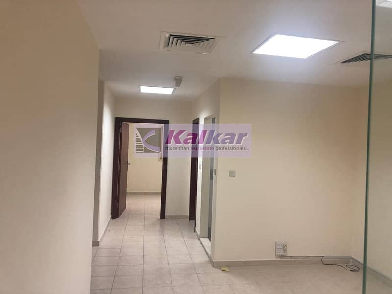 2 500 SQFT OFFICE SPACE! HOR AL ANZ! NEAR TO METRO FOR RENT :35K