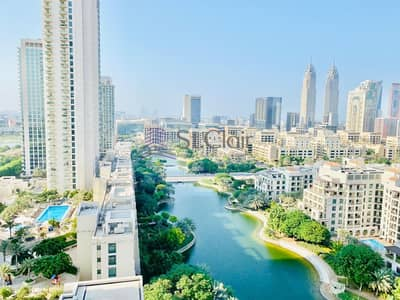 2 Bedroom Flat for Rent in The Views, Dubai - Biggest  Layout 2 Bedroom in Fairways North
