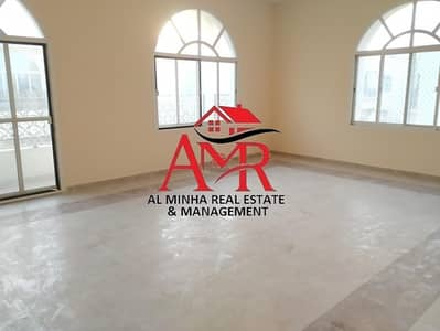 3 Bedroom Apartment for Rent in Al Bateen, Al Ain - 3 Bhk/ First Floor/ Balcony/ Shaded parking