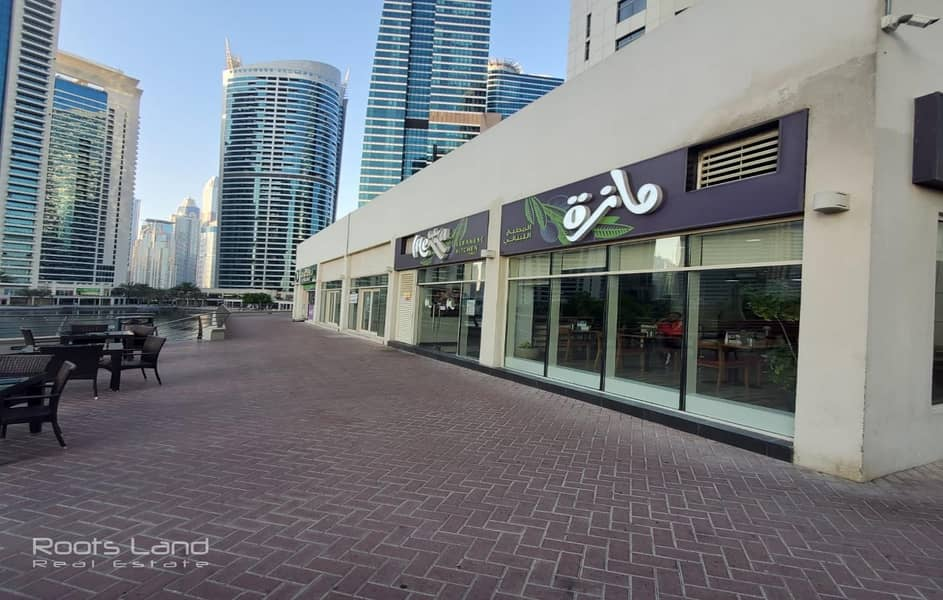 Retail Space with Amazing Lake View