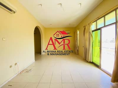 Building for Rent in Asharej, Al Ain - Full Commercial Building Private Entrance With Small Yard