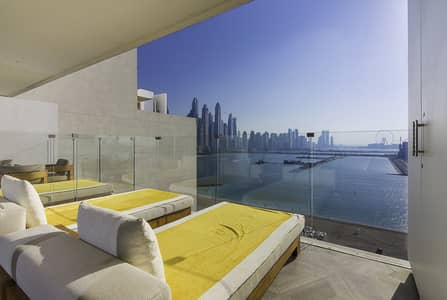 1 Bedroom Apartment for Rent in Palm Jumeirah, Dubai - Luxury Apartment with Incredible View | Resort and Beach Access
