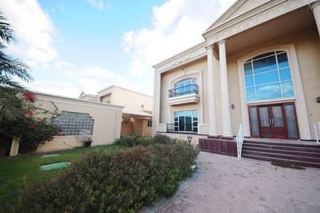 فیلا 6 غرف نوم للبيع في البرشاء، دبي - Prime Location -Independent Landscaped  6 Bedroom Villa  for GCC Nationals