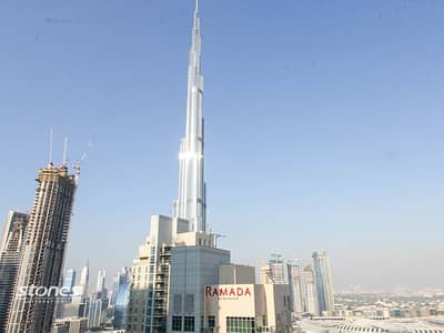 Largest Layout High Floor 2 Bed Burj Khalifa View