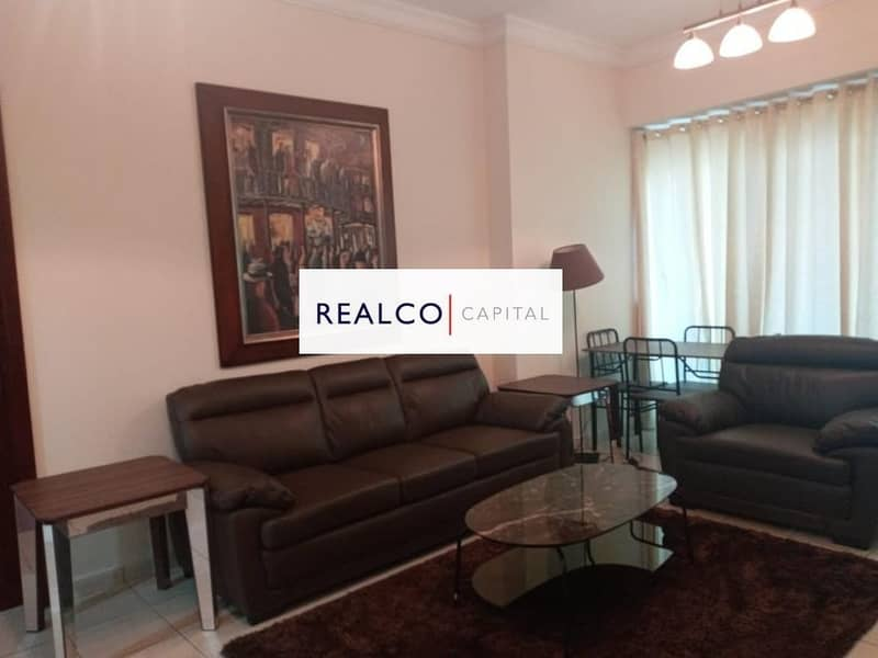 Brand New furnished 2 bedroom apartment available for rent in Lake View Tower