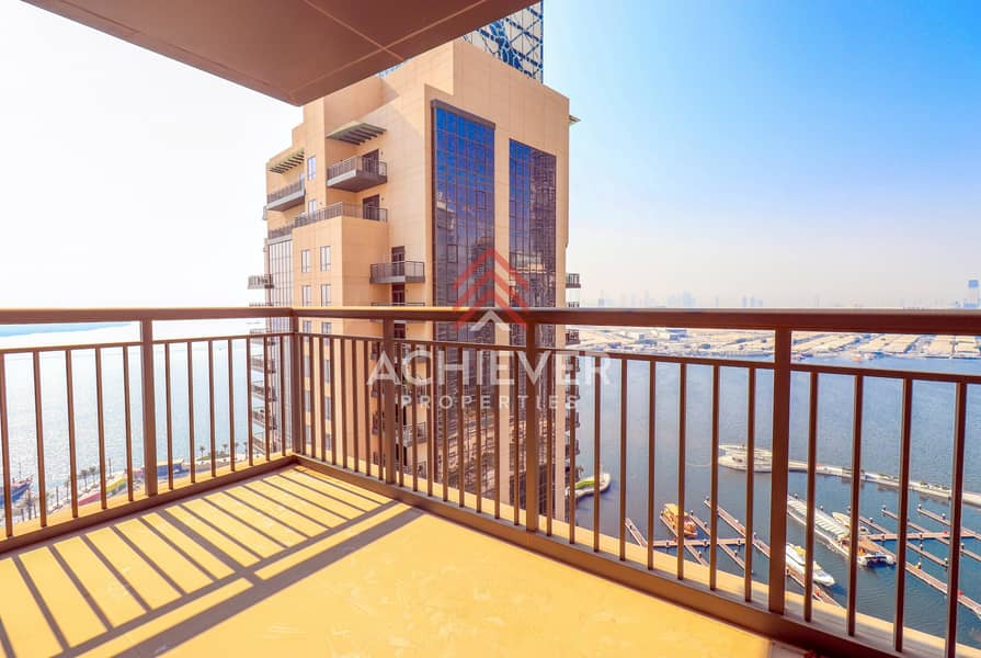 19 01 Series | Full Canal View | High Floor
