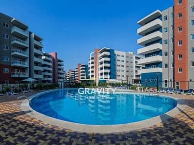 شقة 1 غرفة نوم للبيع في الريف، أبوظبي - Good Investment 1BR Apt in Al Reef | Inquire Now