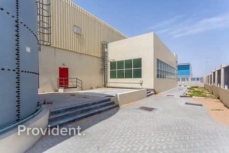 مستودع  للبيع في دبي الجنوب، دبي - Brand New Ready Warehouse|Dubai World Central