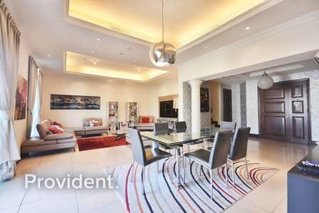 بنتهاوس 3 غرف نوم للبيع في نخلة جميرا، دبي - Immaculate Condition | 3 Parking Bays | Exclusive