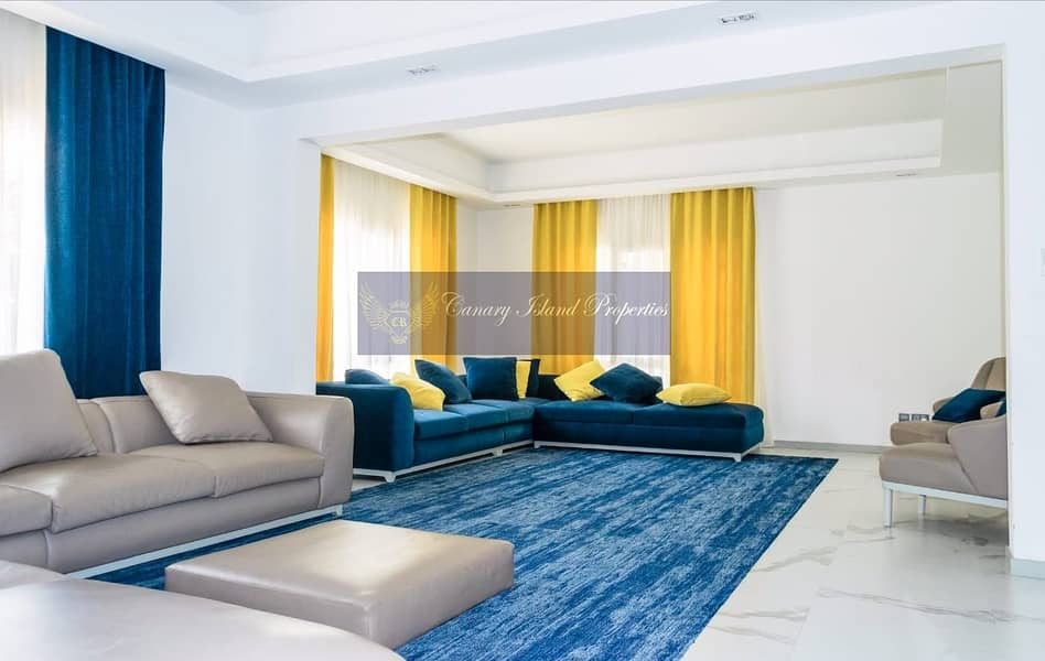 7 Fully Upgraded | 4 Bed | Corner Plot | Private Pool