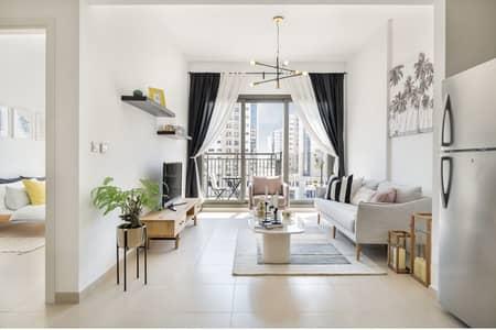 فلیٹ 1 غرفة نوم للبيع في تاون سكوير، دبي - 4% DLD Waiver | Ready to move in | 5 yrs. PHPP