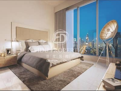 1 Bedroom Apartment for Sale in Downtown Dubai, Dubai - Close to handover | Brand New | Canal View