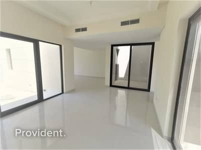 4 Bedroom Townhouse for Sale in DAMAC Hills (Akoya by DAMAC), Dubai - Huge unit with Maid's room | Community View