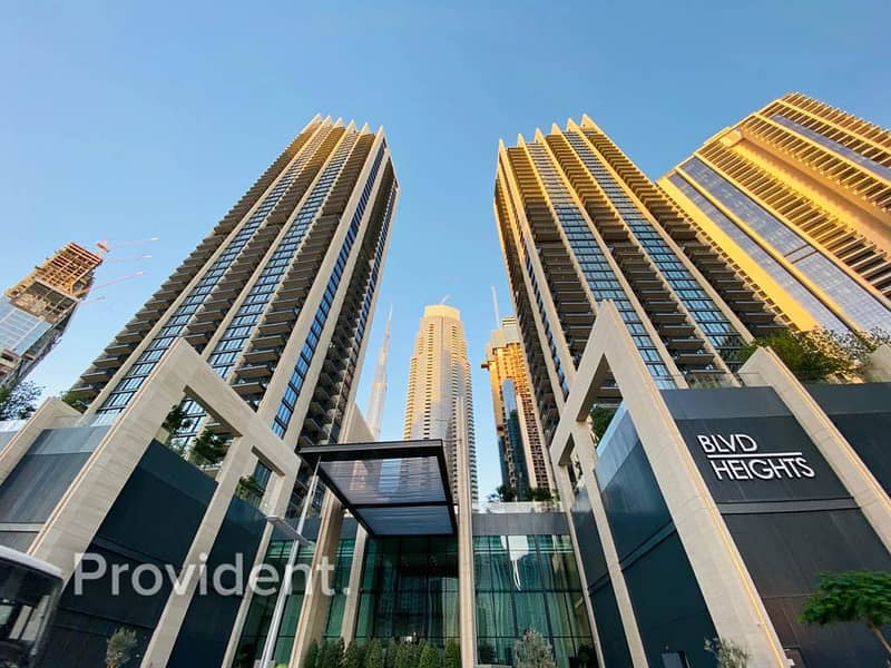 2 High Floor | City View | Finance Available