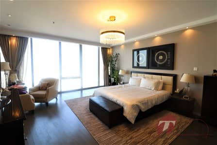 4 Bedroom Flat for Sale in Culture Village, Dubai - Priced to Sell |Sky Line View |On High Floor