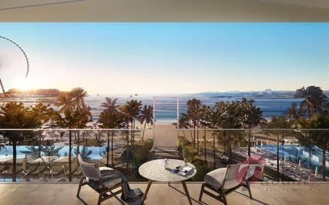 Full Panoramic Views of Palm Jumeirah|Modern Finishing