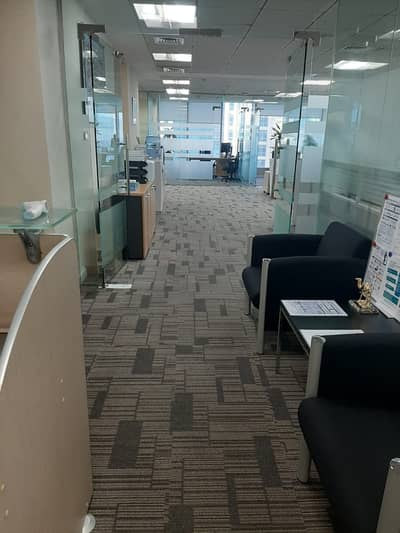 Office for Sale in Jumeirah Lake Towers (JLT), Dubai - Best Investor Deal ! Lake View Near Metro Station