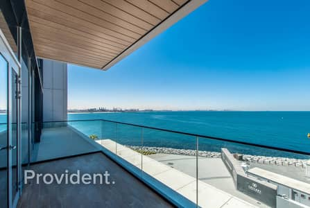4 Bedroom Flat for Sale in Bluewaters Island, Dubai - Full Sea View | Exceptional Family Home