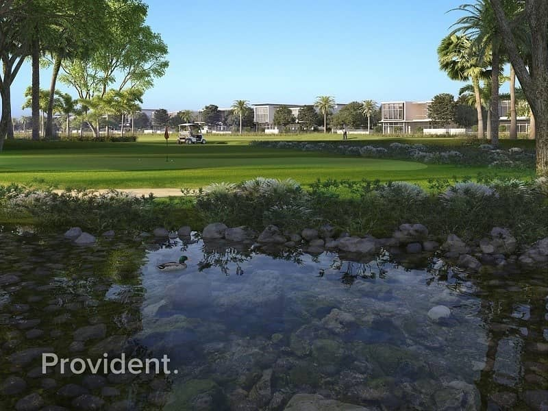 10 Golf Course Community|Luxurious Villa|10% Booking