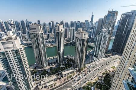 فلیٹ 2 غرفة نوم للايجار في دبي مارينا، دبي - A Beautiful Home to Live with Marina View