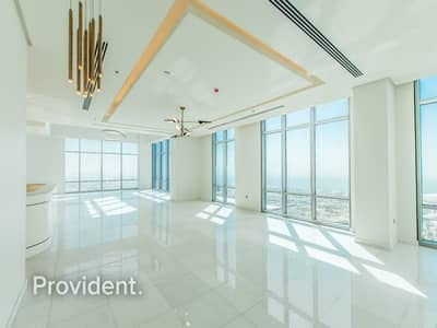 بنتهاوس 6 غرف نوم للايجار في الخليج التجاري، دبي - Luxury Penthouse | Private Pool & Jacuzzi